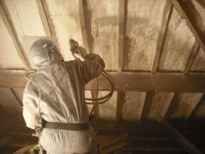 Domestic-19-300x225 Foam Spray Insulation - Specialists, Contractors