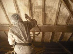 Domestic-19-300x225 Foam Spray Insulation - Specialists, Contractors