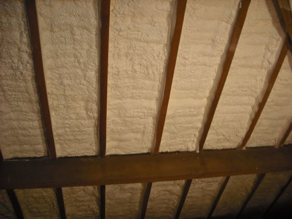 Domestic-35-600x450 What's the Difference Between Open Cell Spray Foam and Closed Cell Spray Foam?