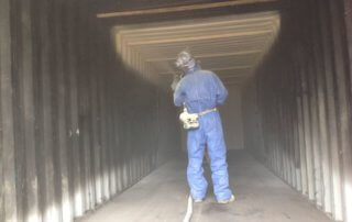 Huts-1-320x202 Container Insulation - Storage and Nissen Huts | Foamspray