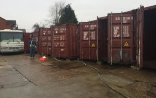 Huts-15-320x202 Container Insulation - Storage and Nissen Huts | Foamspray