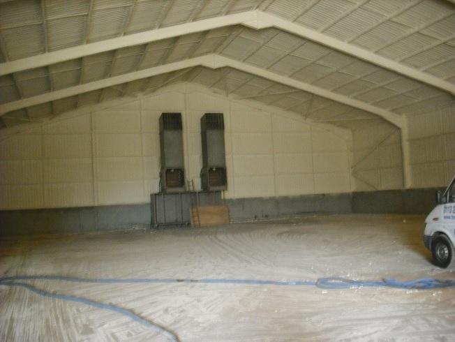 Agricultural Buildings Spray Foam Insulation Foamspray