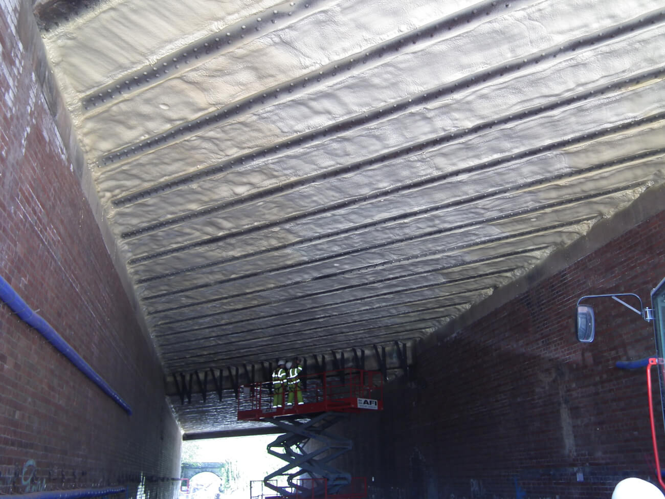 No-3 Spray Foam Insulation Vigo Bridge Case Study