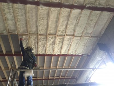 Underfloor-Insulation-3-400x300 Foam Spray Insulation - Specialists, Contractors